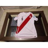 Camisa De Paolo Guerrero - Copa América De 2015 Do Chile bbbc546ae394f