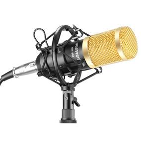 Microfono Condenser Neewer Nw-800 Shock Mount Xlr Youtuber