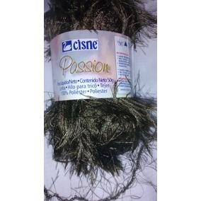 e28e7125b0cb5 Lã (fio) Cisne Passion - 50 Grs - Verde - Kit Com 06 Novelos