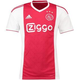 Nova Camisa Ajax Oficial Home - Preço Especial! c93ef96693547