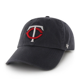 3321b6d7e2472 Gorra Ajustable Mlb Minnesota Twins 47 Clean Up Psp
