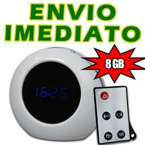 624fc753d24 O Melhor Relogio Espiao Do Mundo - Segurança para Casa no Mercado ...