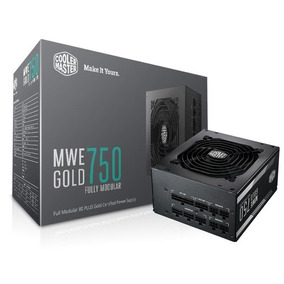 Fonte 750w Gold Full Modular - Mwe - Mpy-7501-afaag-wo
