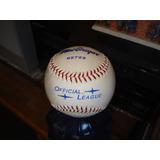 Bola De Baseball Mac Gregor Official League