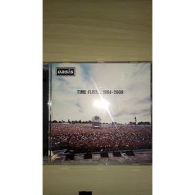 Oasis, Time Flies... 1994-2009, Cd Duplo Original Raro