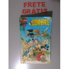 Revista Disney Especial - Os Cozinheiros - Nr 51