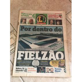 Jornal Lance 4667 Kleber Valdivia Mauro Beting Marcelinho