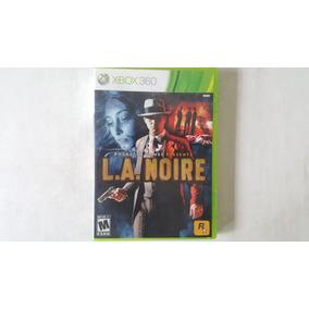 L.a Noire - Xbox 360 - Original