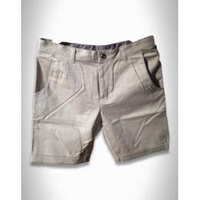 Bermuda Jeans Sarja Bege Zara Europa