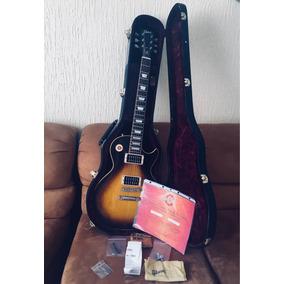 Gibson Les Paul Slash Piezo Vos Tobacco Custom Shop 6b4f04de3e2