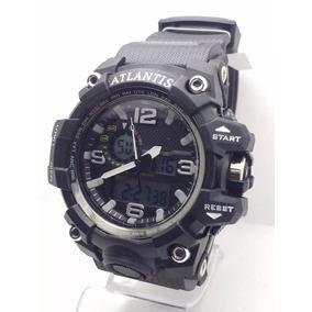 807379b3e18 Relogio G Shock De Ferro Masculino Atlantis - Relógios De Pulso no ...