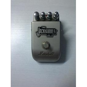 Pedal Jackhammer Marshall Distortion Overdrive