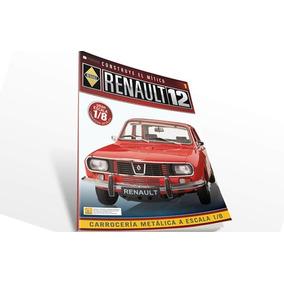 Renault 12 Para Armar. Eaglemoss. Entrega N° 23