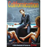 Box Californication - Temporadas 1,2 E 3 - 6 Discos