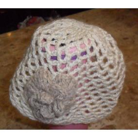 cbcd485c1e83f Touca Croche Feminina Adulta - Acessórios da Moda no Mercado Livre ...