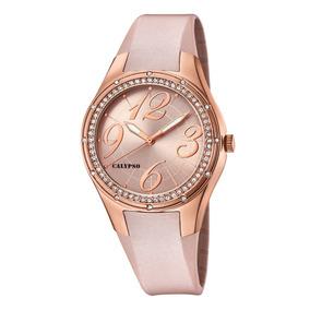 f63d4e652737 Reloj Festina Mujer Dorado Calypso - Relojes Pulsera en Mercado ...