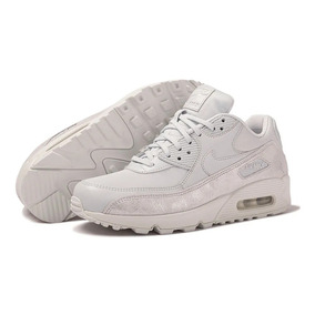 Tênis Nike Air Max 90 Prm Branco gelo Gliter Feminino 229fb57b9fd6d