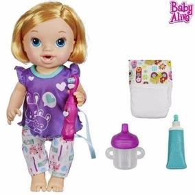 Boneca Baby Alive Brushy Brushy Baby Hora De Dormir Original