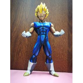 Action Figure Vegeta Anime Paint Dbz 26 Cm Frete Grátis