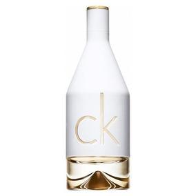 Perfume Calvin Klein Ck In2u Masculino E Feminino 150ml - Perfumes ... d2ecad193b