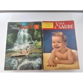 Vida & Saúde Lote Com 22 Revistas Antigas