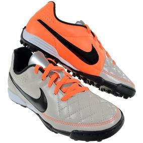 Chuteira Society Nike Tiempo Rio 2 - Chuteiras Nike de Society no ... 7ba8546ee36cf