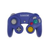 Control Original Indigo Para Gamecube