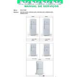 Manual Serviço Refrig. Brastemp Ative Bre Brk Brw Brm50n 48n