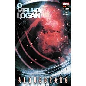 Hq O Velho Logan Nº 20 Edição Março/2018 - Alquebrado