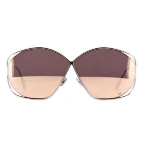 a8e8aba3d19f2 Oculos Espelhado Rosa De Sol Dior - Óculos no Mercado Livre Brasil