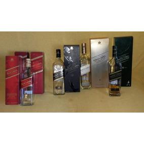 Botellas De Whisky Vacias Johnnie Walker
