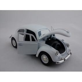 Volkswagem Beetle Fusca Branco 1967 Ss Classical