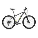 Bicicleta Jackal Aro 29 Shimano Altus V2 24 Marchas - Preto