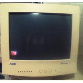 Monitor Computadora A Color