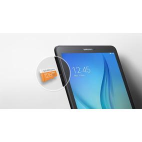 Tablet Samsung Galaxy Tab E Wi-fi Preto Tela 9.6 Wi-fi 8gb
