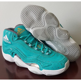 new style 33b3a 37bfd Tenis Baloncesto adidas Crazi 2 Edicion Especial Talla 10us
