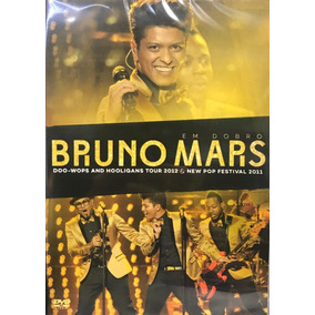 Bruno Mars Doo-wops And Hooligans Tour 2012 & New Pop Festiv