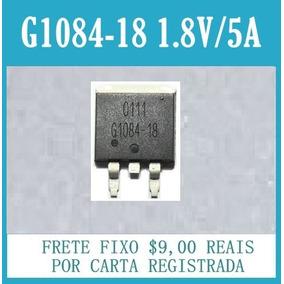 3 Peças G1084, 1084, Regulador G1084-18, 1.8v/5a Original