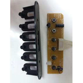 Comando Power+teclado Da Tv Cce Ln24g