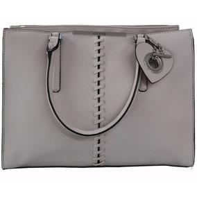 Bolsa Guess Allston Pe676823-cem Cement De Dama Original