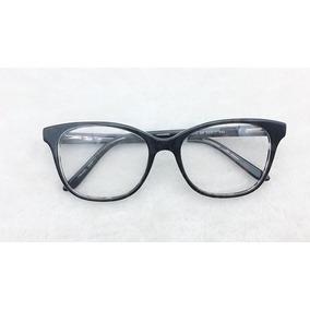 4029b6f4767af Armação Óculos Grau Fem Moderno Médio Design Inovador A031
