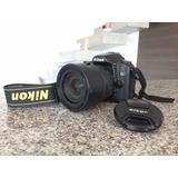 Cámara Nikon D80 Lente 18mm - 135mm + Grip + Batería Extra