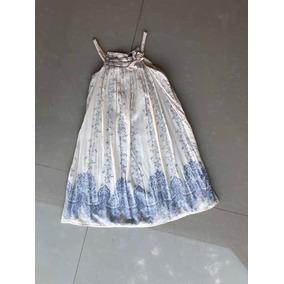 Vestido Para Niña De Tirantes Fresco Marca Gap Formal