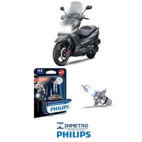 Lâmpada H4 35w Philips 4300k Dafra Citycom 300i 2011 A 13