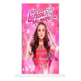 e85481ce26e12 Diario Larissa Manoela - Livros, Usado no Mercado Livre Brasil