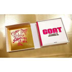 Livro Goat: A Tribute To Muhammad Ali Edição De Colecionador