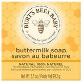 Burts Bees Baby Jabon De Suero De Leche 100% Natural Baby Ja