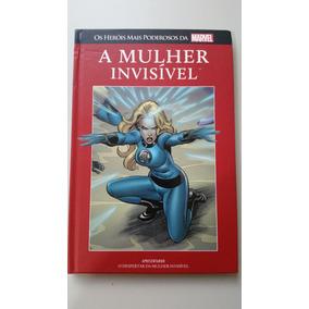 Hq A Mulher Invisível - Quarteto Fantástico