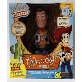 Woody De Toy Story Figura Que Habla En Español Original 51d32dfd878