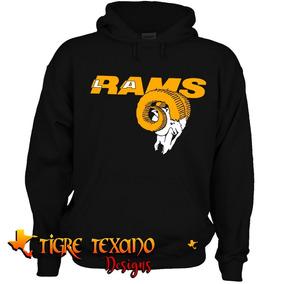 Sudadera Nfl Rams Carneros Los Angeles Tigre Texano Designs